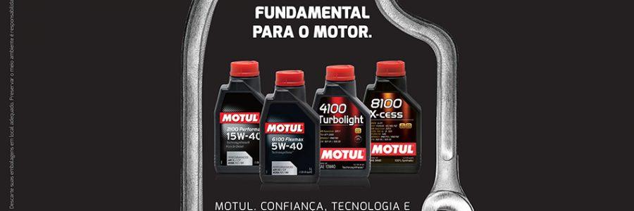 Anúncios Motul